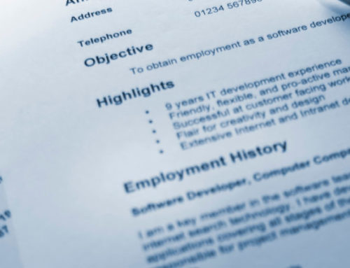 Choosing The Best Resume Format