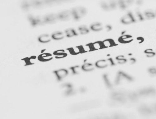 The Dangers of Resume Overkill